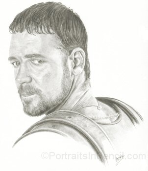 Portrait of Russell%20Crowe